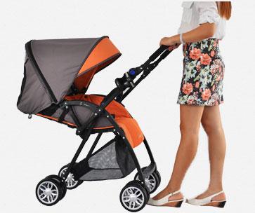 zooper婴儿车拓展宝宝视野