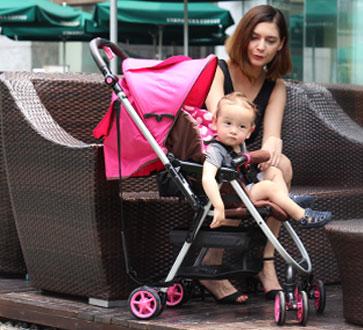 葛莱婴儿车设计理念