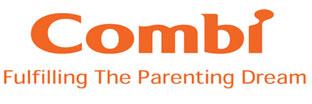 combi康贝品牌logo