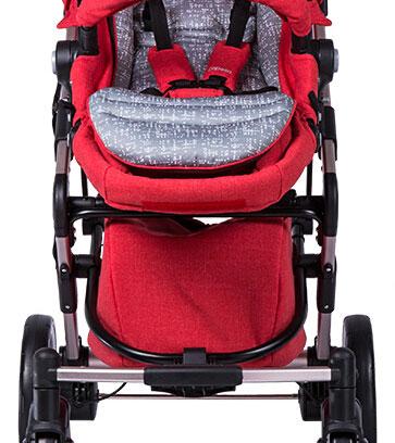 capella婴儿车座位可以延伸