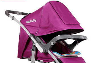 seebaby婴儿车遮阳篷