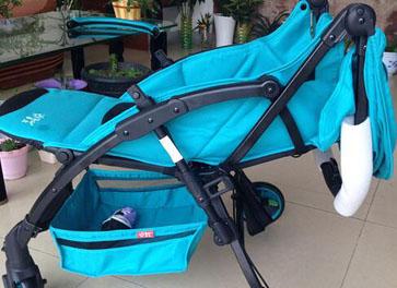 bair婴儿车置物篮