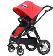 <b>kidsmile婴儿车品牌_高景观换向避震婴儿车</b>
