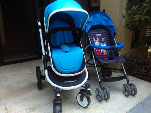 婴儿车买一台高景观的好还是买两台好