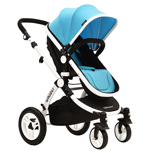 威可迪时尚高景观婴儿车