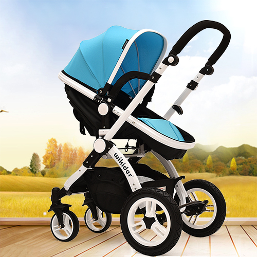 威可迪婴儿车换向座椅模式