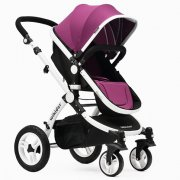 市面上常见的婴儿推车怎么折叠?