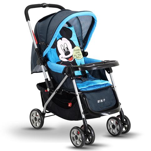 全球婴儿车品牌排行榜:中国Goodbaby婴儿车