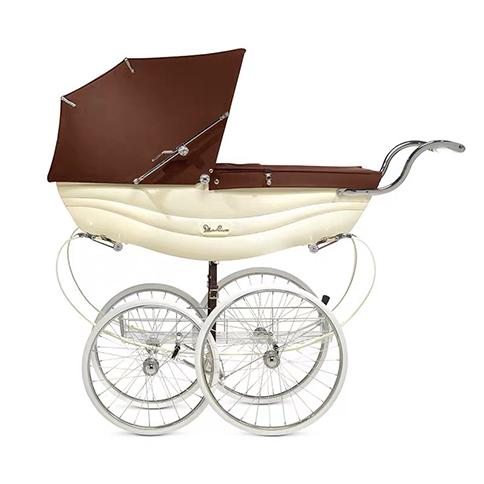 全球婴儿车品牌排行榜:英国Silver Cross婴儿车