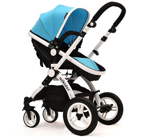 婴儿车排行第一wikider威可迪婴儿车