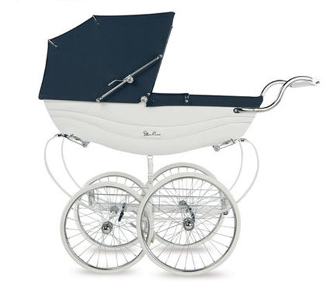 婴儿车排行第七Silver Cross婴儿车