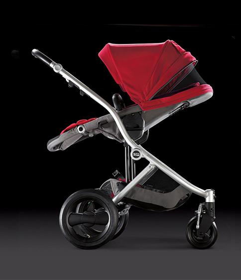 Britax婴儿车