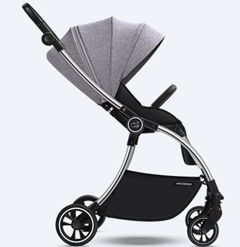 日本婴儿车品牌排行榜三、唯乐宝Welebao