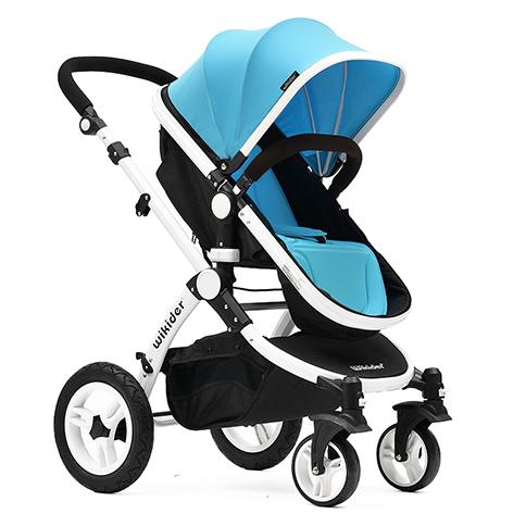 婴儿手推车哪个品牌好?婴儿手推车品牌排行榜之wikider