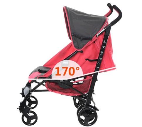 婴儿手推车哪个品牌好?婴儿手推车品牌排行榜之Chicco