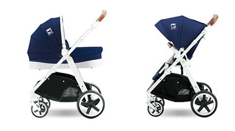 coolbaby婴儿车双向