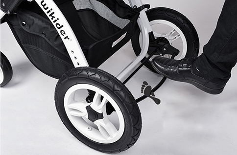 婴儿推车车轮