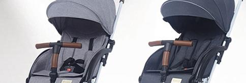 婴儿推车T型扶手