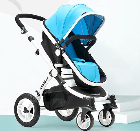 婴儿推车U型扶手