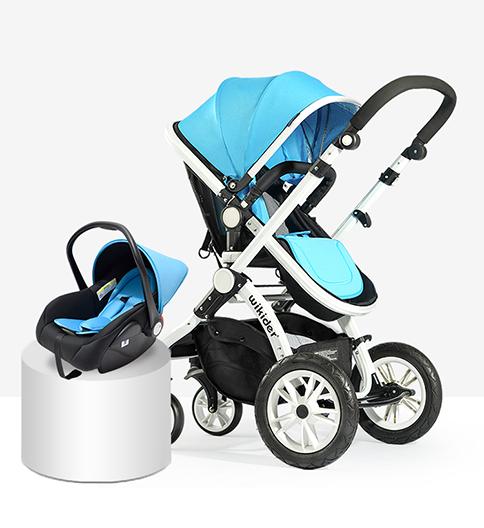 婴儿车座椅带提篮